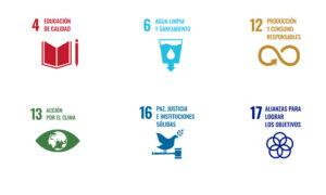 Los ODS con los que cumple este CIDPA2020